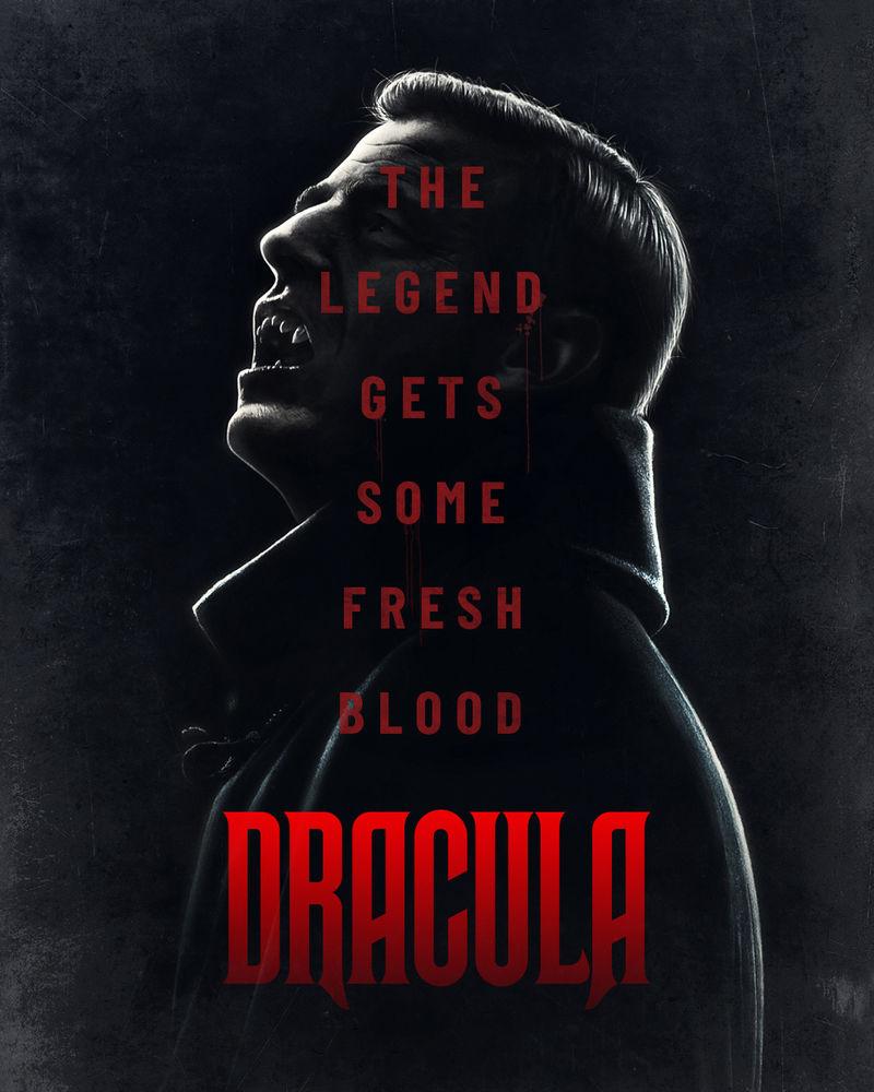 دانلود زیرنویس فارسی سریال Dracula 2020